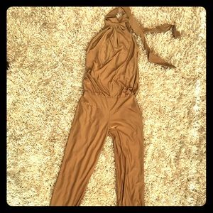 Other - Gold Jumpsuit